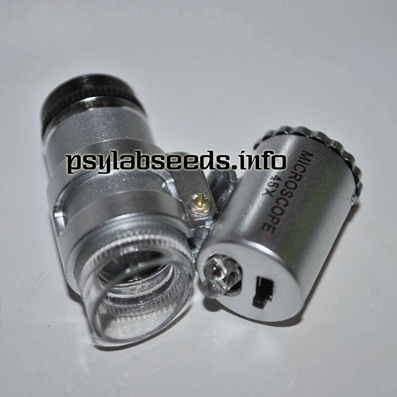 Портативный микроскоп LED x45