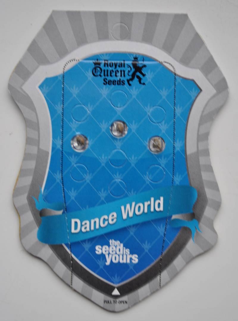 Dance World  (Royal Queen Seeds) - 3 fem.