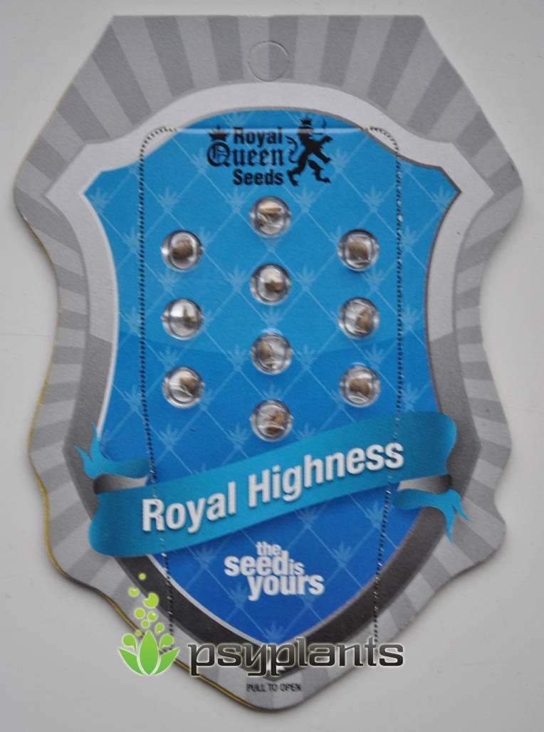 Royal Highness (Royal Queen Seeds) - 10 fem.